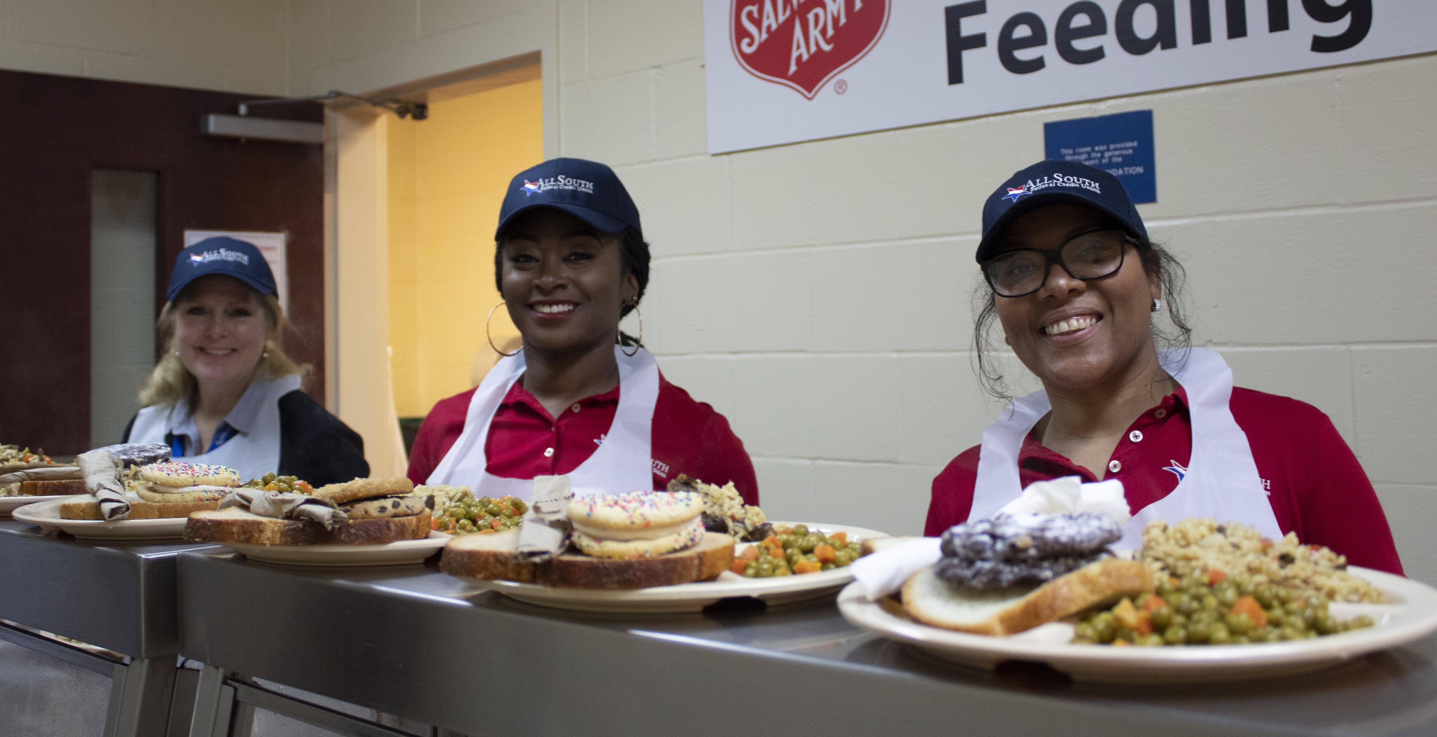 Working for a Cause AllSouth Serves at Transitions